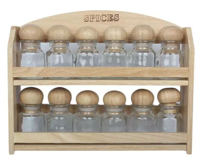 Billi 12 Pcs Spices Rack - GW212-12 Thailand Made