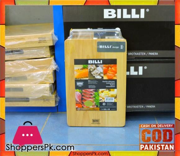 Billi Cutting Board #WA8MF Thailand Made