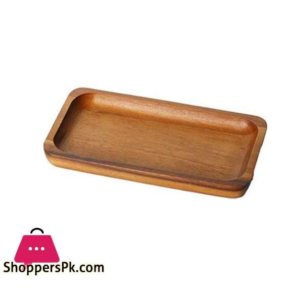 Billi Wood Tray - ACA-RT1 Thailand Made