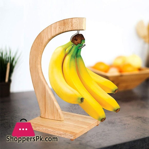 Billi Wooden Banana Hanger WA104 Thailand Made