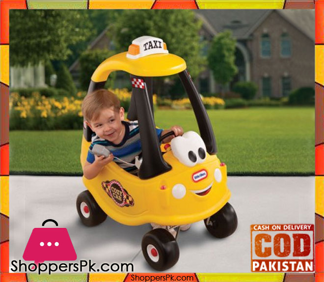 Buy cozy coupe cab taxi little tikes at best price in - Little tikes cosy coupe car best price ...