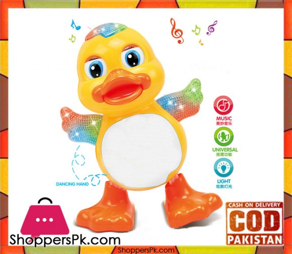 Dancing Toy Duck for kids