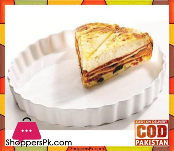 Symphony Quich 27 cm Pie Dish #ES3609
