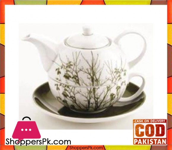 Symphony Tea Pot Olive #ES7103