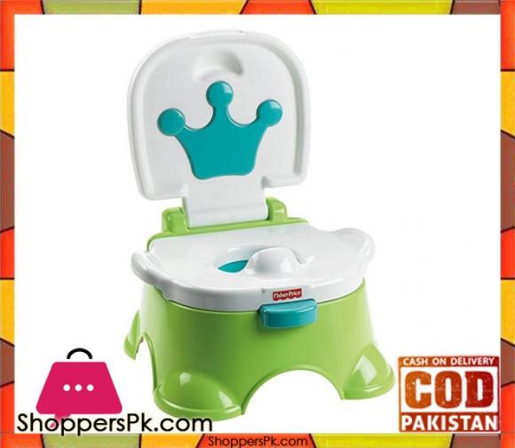 Fisher Price Royal Stepstool Potty Seat