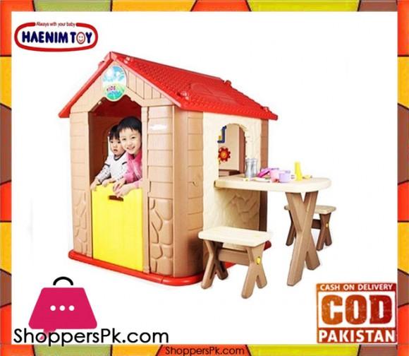 HAENIM My First Play House HN-705