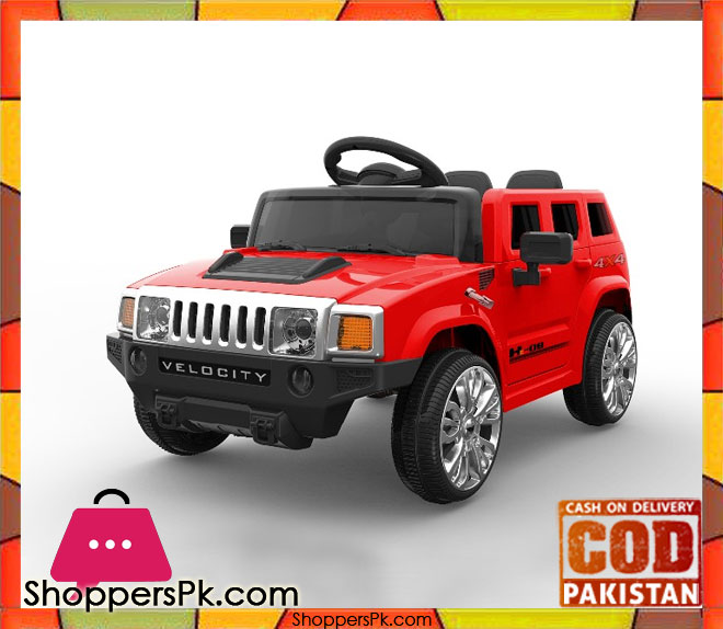 Buy Hummer Hl1658 R C Kids Ride On Car At Best Price In