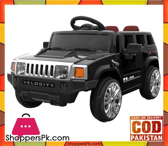Buy Hummer Hl1658 R C Kids Ride On Car At Best Price In Pakistan