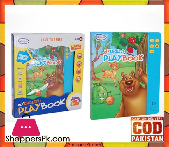 Kids E-Learning Book My English Play Book