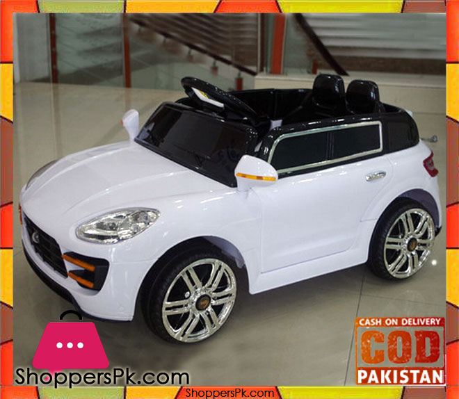 buy kids ride on super car hj 3333 with swing option at best price