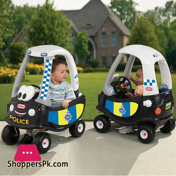 Little Tikes Cozy Coupe Police LT172984