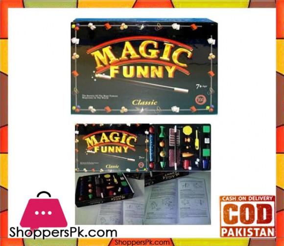 Magic Funny 100 Magic Tricks