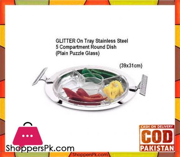 REGENT GLITTER 5 Sec. Dryfruit 172693.1