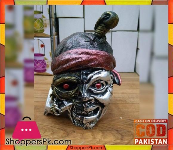 Skull Ashtray 102