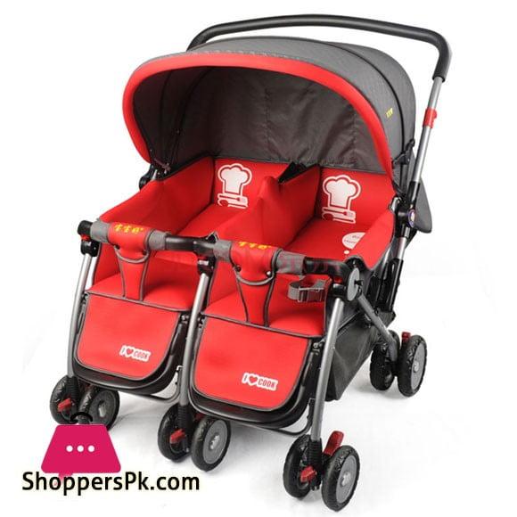 Super Twins Stroller 703R