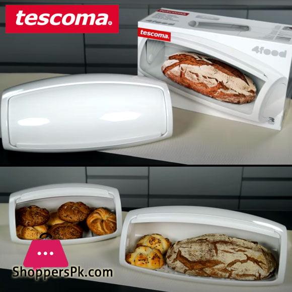 Tescoma 4 Food Bread Box Italy Made #896512