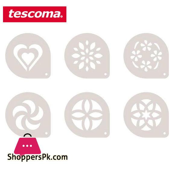 Tescoma Mydrink 6 Capucino Stencils #308850