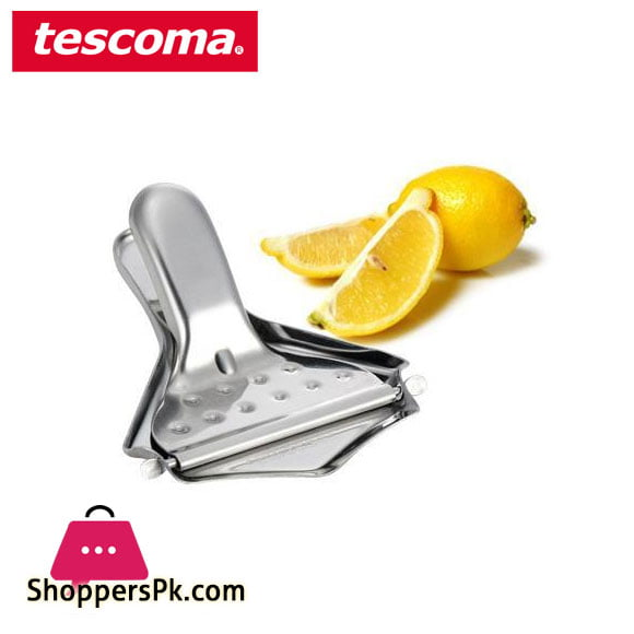 Tescoma Presto Fruit & Veg Lemon Juicer Set 2 pieces Italy Made #635049
