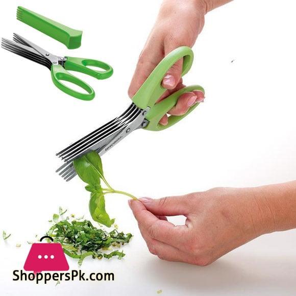 Tescoma Presto Knives Herb Shears Scissor 21 Cm Italy Made #888220