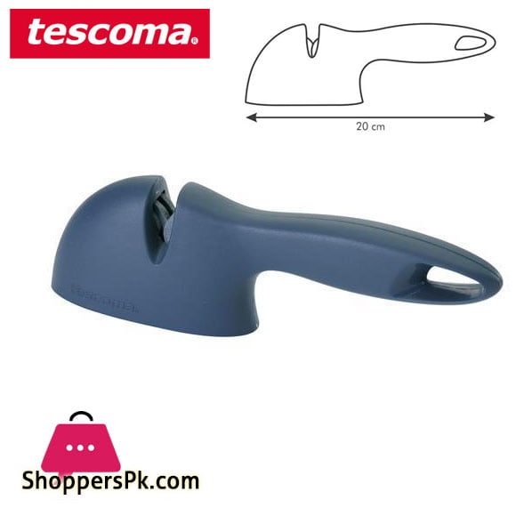 Tescoma Presto Knives Knife Sharpener Italy Made #863052
