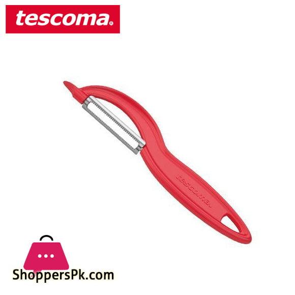 Tescoma Prseto Expert Serrated Peeler Italy Made #421012