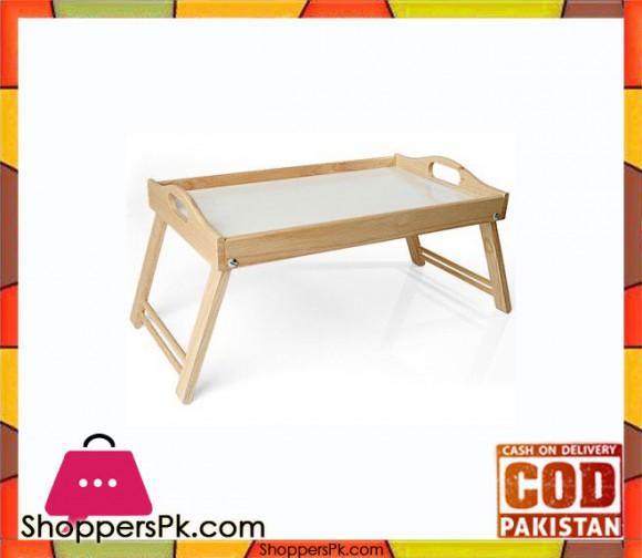 Billi Bed Tray Wood #WA1002 Thailand Made