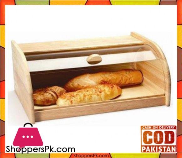 Billi Bread Box #WP776 Thailand Made