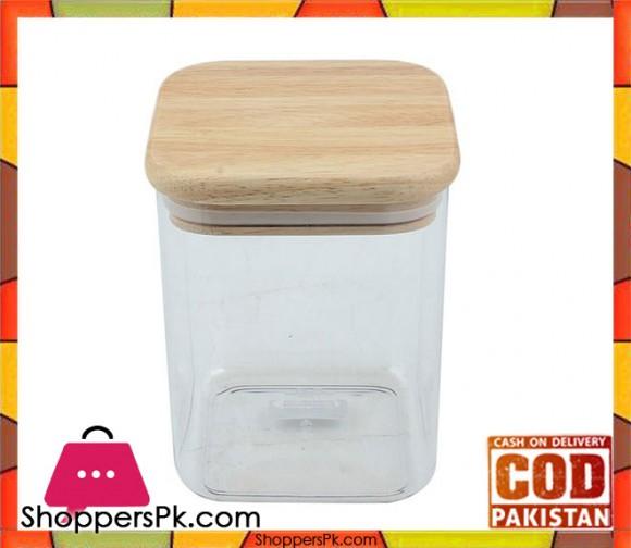 Billi Wooden Jar Med #WP872