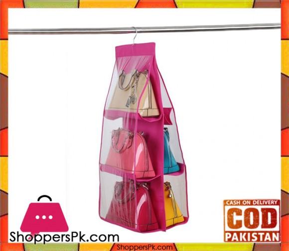 6 Pocket Bag Organizer