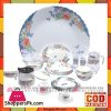 Arcopal Florine 45 Pieces Dinner Set