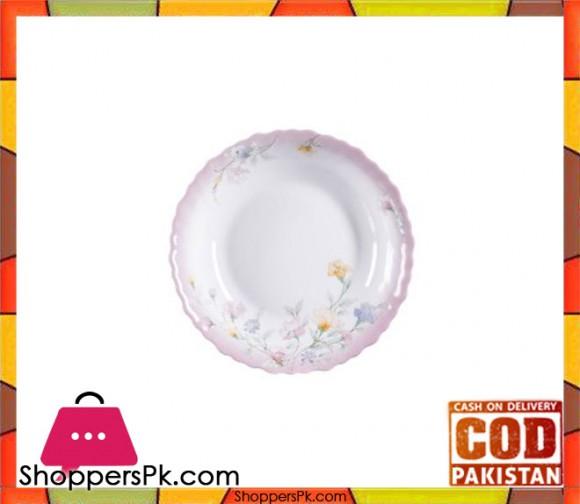 Arcopal Temp Elise Dessert Plate 6 Pieces
