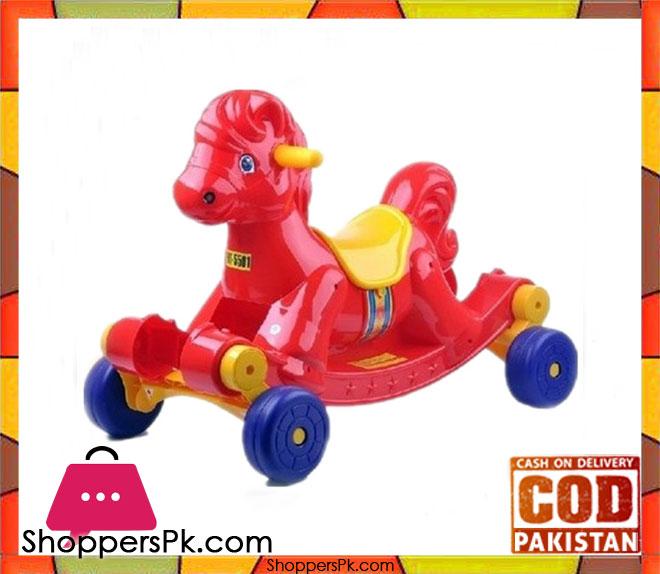 Buy Baby Child Swing Horse Shahi Sawari At Best Price In Pakistan
