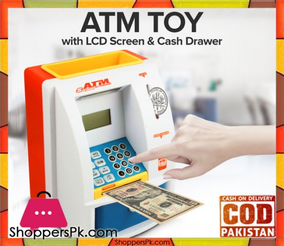 Smart ATM Toy LF1028A