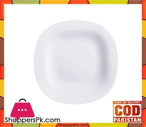 Carine White Dessert Plate 19cm 6 Pieces