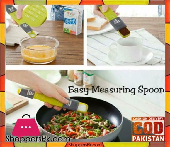 Easy Measuring Spoon