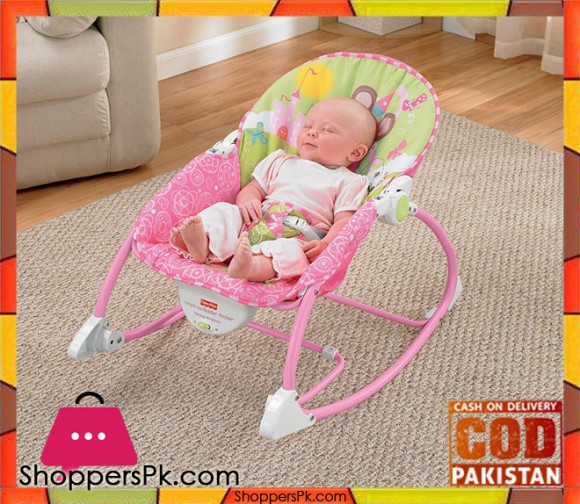 Fisher-Price Infant to Toddler Rocker W2583