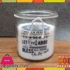 Fragrance Glass Candle Long Burn Time