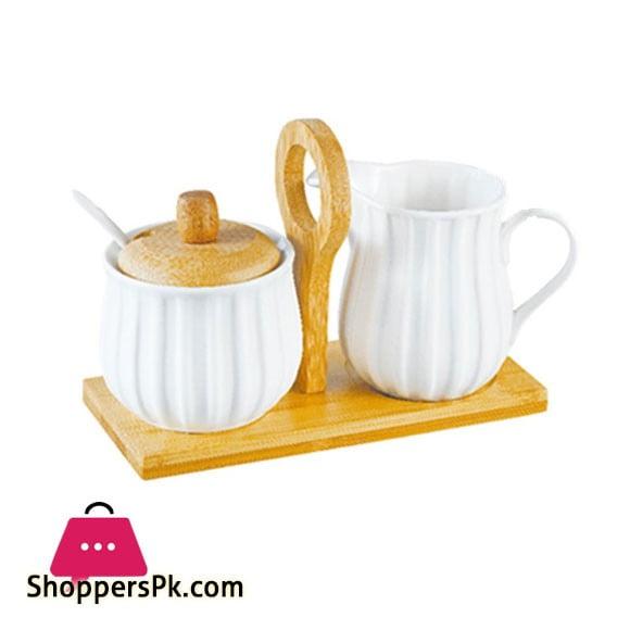 Imperial Sugur Pot & Milk Pot Set