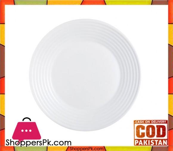 Luminarc Hareena White Dessert Plate 19cm 6 Pieces