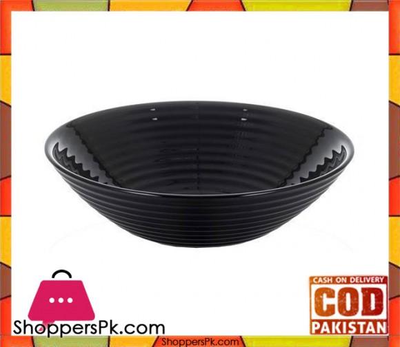 Luminarc Harena Black Bowl 20cm 1Pieces
