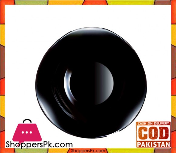 Luminarc Harena Black Soup Plate 6 Pieces