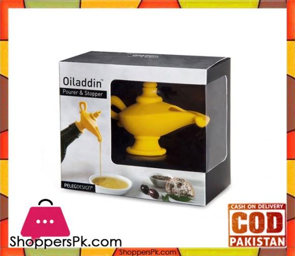 Oiladdin Pourer & Stopper