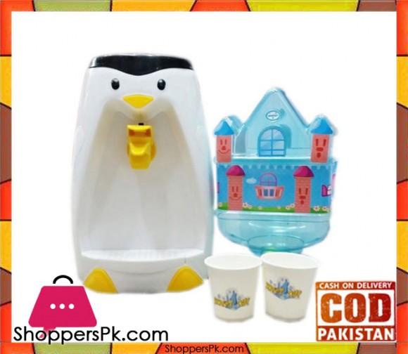 Penguin Water Dispenser for Kids - Karachi Only