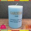 Scented Pillar Candle (Medium)