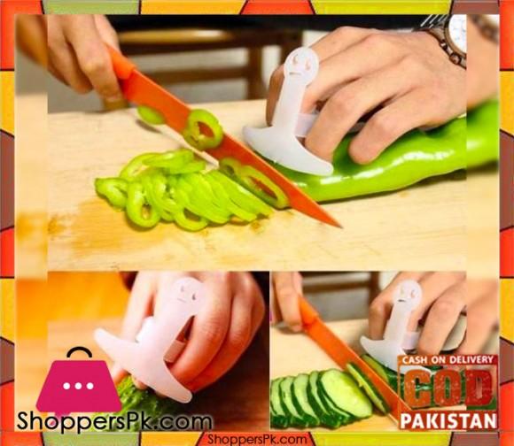2 Units Plastic Knives Protector Fingers