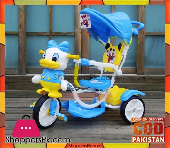 Children Cartoon kids Tricycle Donald Duck