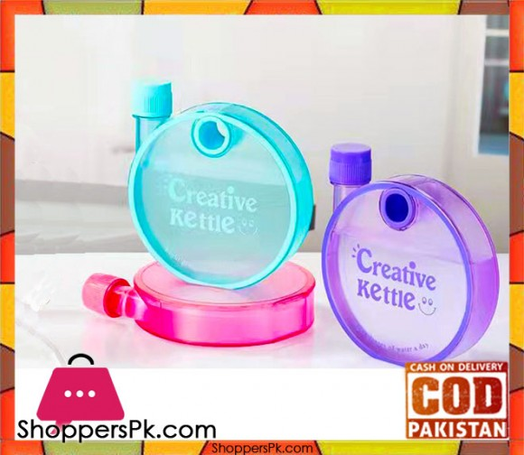 Creative Kettle Bottle For Travel One Pieces