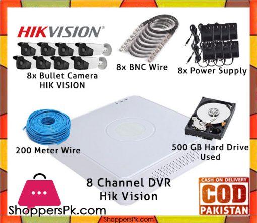 HIK-Vision-8-Camera-Package-in-Pakistan