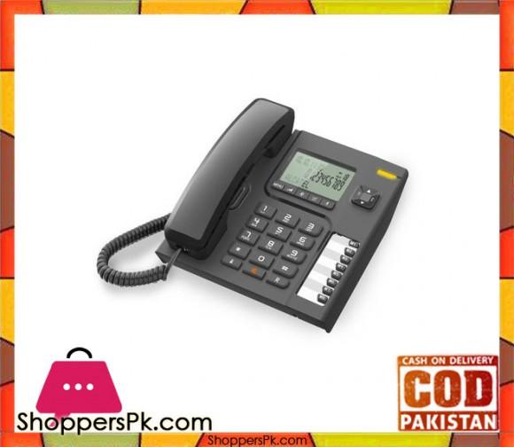 T76 CLI Corded Phone-Black