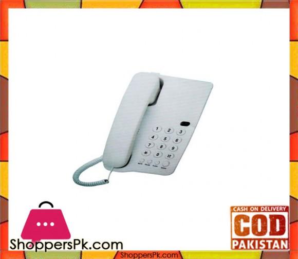 KX-TS400MX Corded Landline Telephone - White